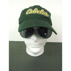 9bca9177 Cabela's Accessories   Cabelas Adjustable Fit Cap Hat Dark Green ...